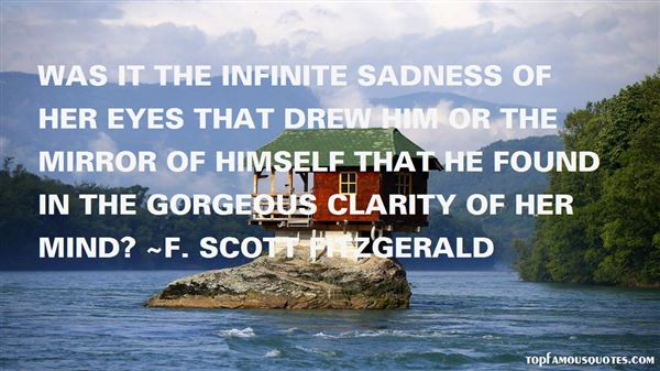 Quotes About Infinite Sadness