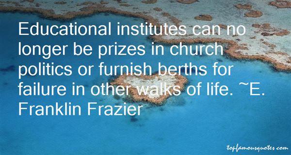 Quotes About Institutes