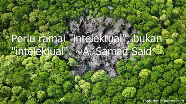 Quotes About Intelekjual