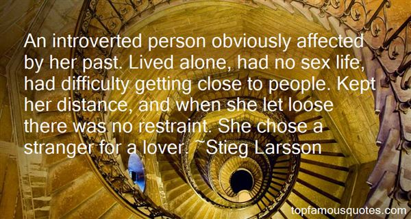 Quotes About Introvert