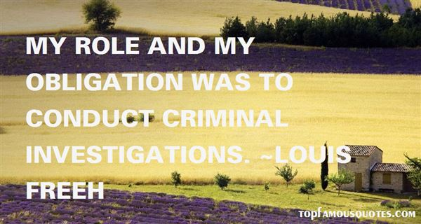 Quotes About Investigations