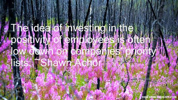 Quotes About Investing In Employees