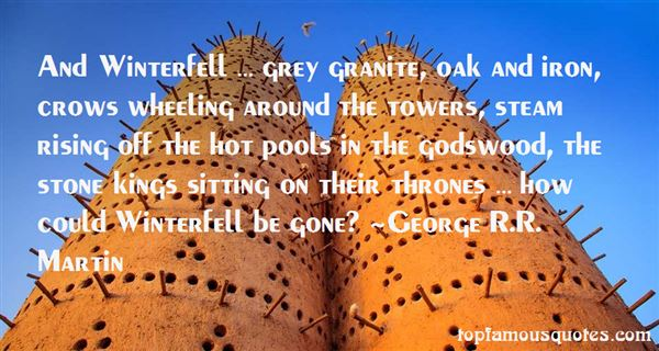 Quotes About Iron Throne
