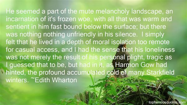 Quotes About Isolation And Loneliness