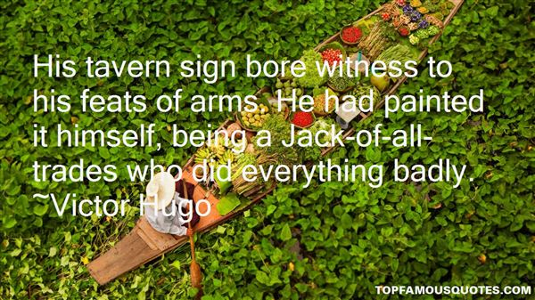 Quotes About Jack Of All Trades