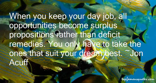 Quotes About Job Positions