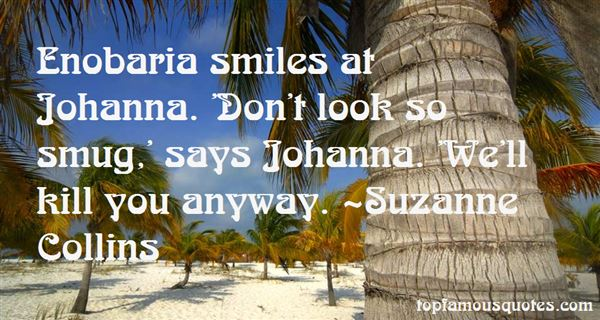Quotes About Johanna