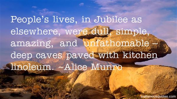Quotes About Jubilee