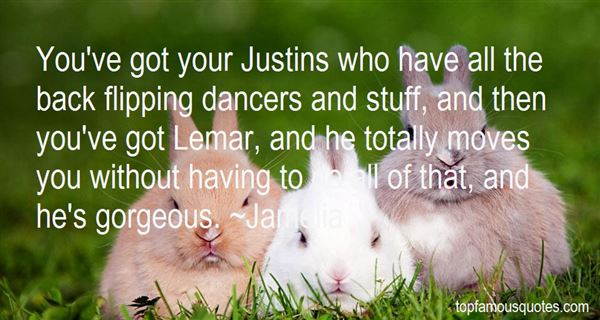 Quotes About Justin