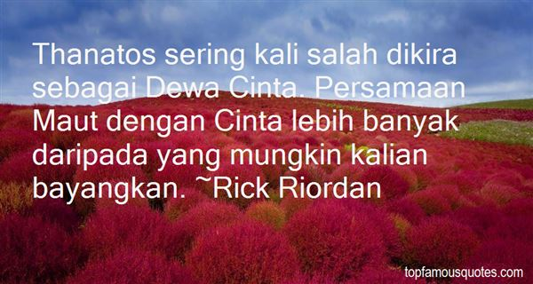 Quotes About Kalian