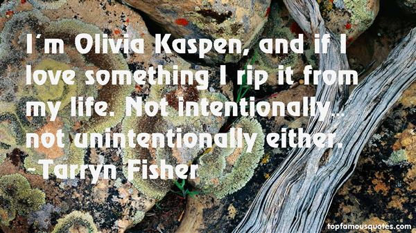 Quotes About Kaspen
