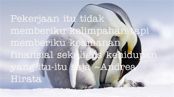Quotes About Keamanan