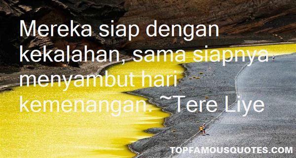 Quotes About Kekalahan