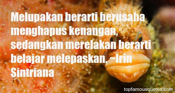 Quotes About Kenangan