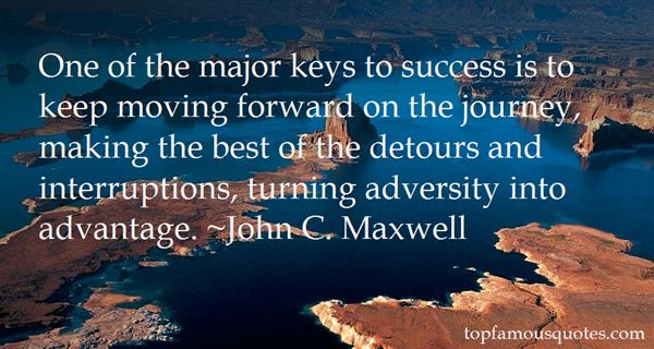 Quotes About Keys To Success