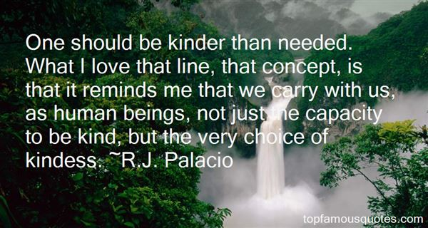 Quotes About Kindess