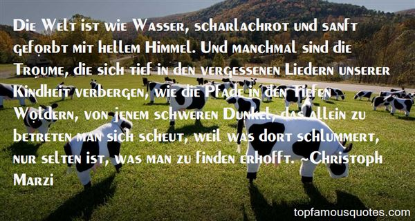 Quotes About Kindheit