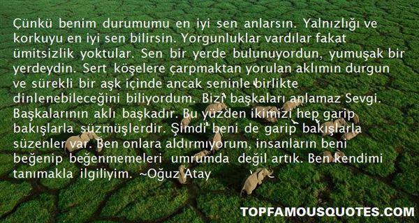 Quotes About Korkuyu
