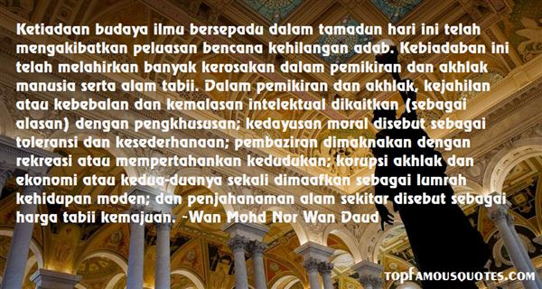 Quotes About Korupsi