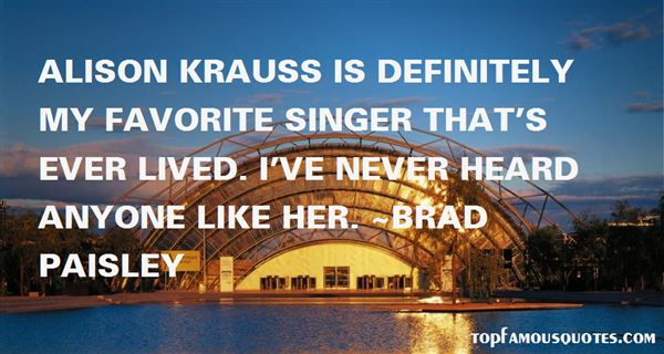 Quotes About Krauss