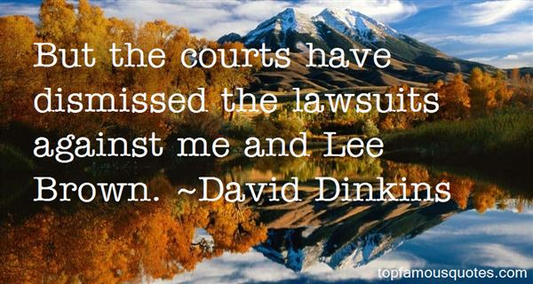 Quotes About Lawsuits