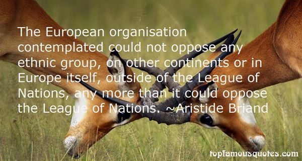 Quotes About League Of Nations
