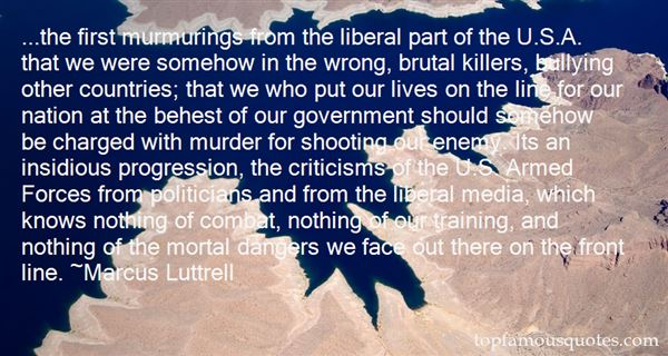 Quotes About Liberal Media