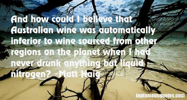 Quotes About Liquid Nitrogen
