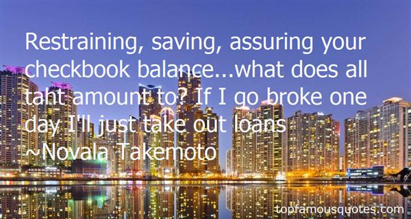 Quotes About Loans