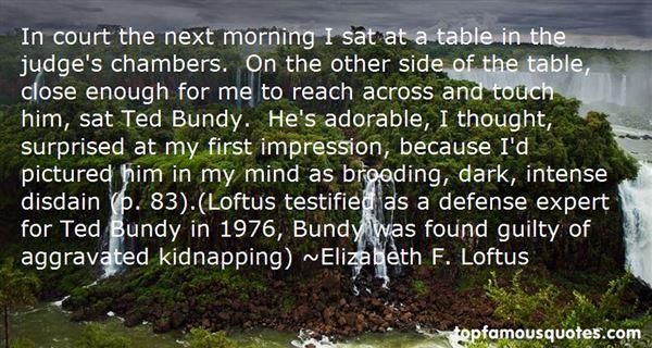 Quotes About Loftus