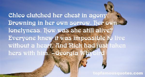 Quotes About Lonely Heart