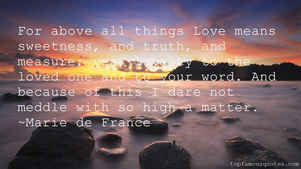 Quotes About Love Means