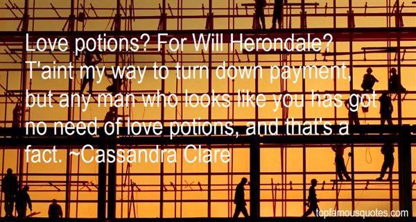 Quotes About Love Potions