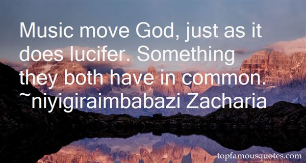 Quotes About Lucifer