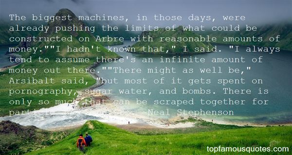 Quotes About Machines