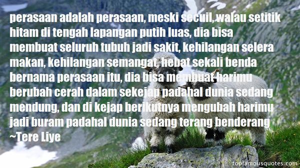 Quotes About Makan