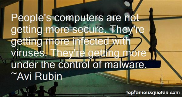 Quotes About Malware