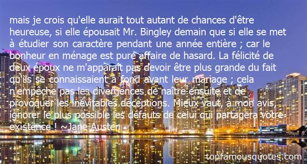 Quotes About Mariage