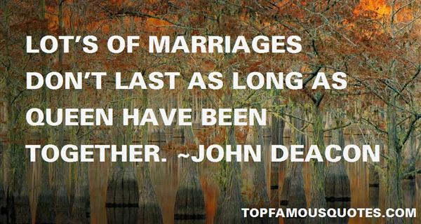 Quotes About Marriages