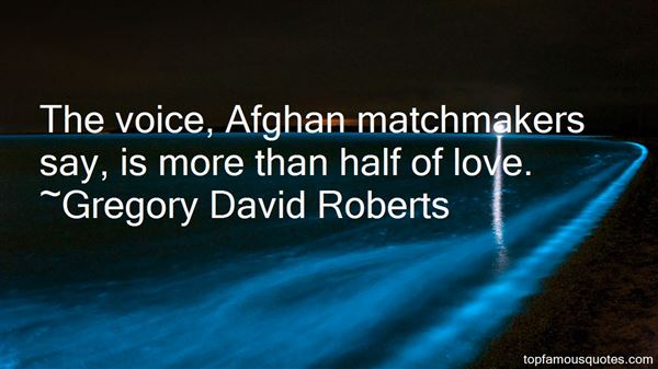 Quotes About Matchmaker