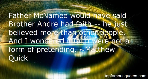 Quotes About Mcnamee