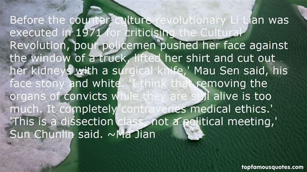 Medical Ethics Quotes: best 1 famous quotes about Medical ...