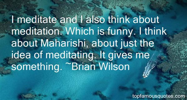 Quotes About Meditation Funny