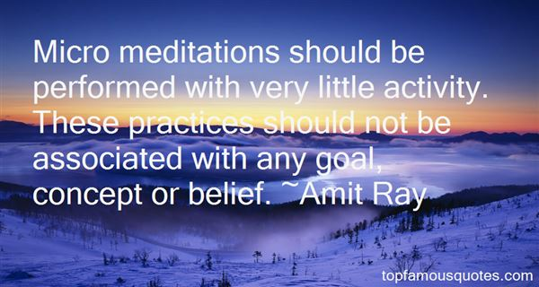 Quotes About Meditations