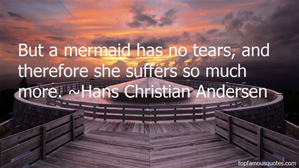 Quotes About Mermaid Tears