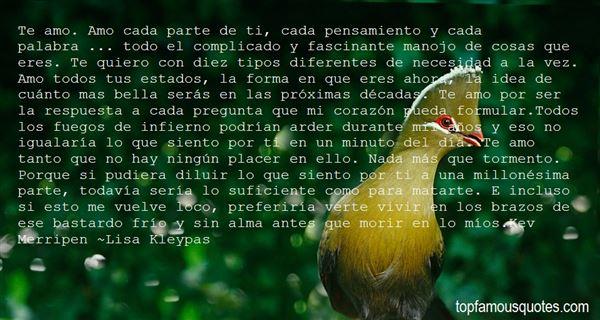 Quotes About Merripen