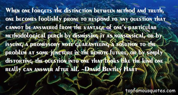 Quotes About Methodological