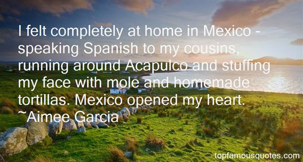 Quotes About Mexico In Spanish