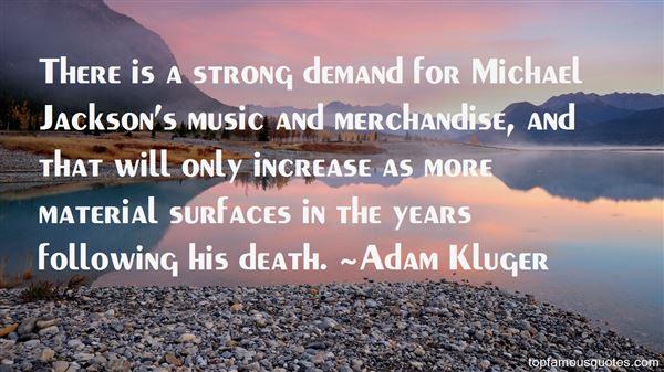 Quotes About Michael Jackson Death