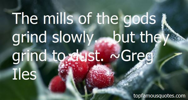 Quotes About Mills